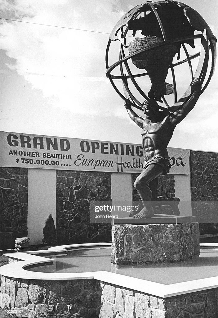 Oct 14 1968 Oct 21 1968 Symbol Of New Spa Becoming A Minor