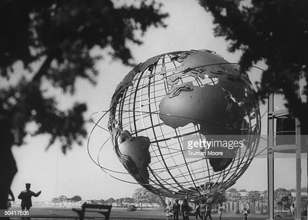 Symbol of the New York World's Fair.
