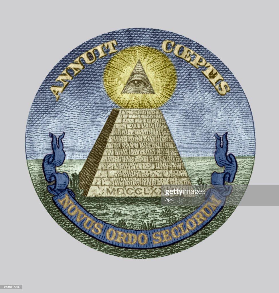 symbol of the the bavarian illuminati secret society 1776 1785