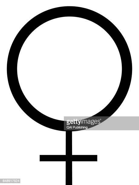 Symbol of Venus This is the symbol for the planet Venus