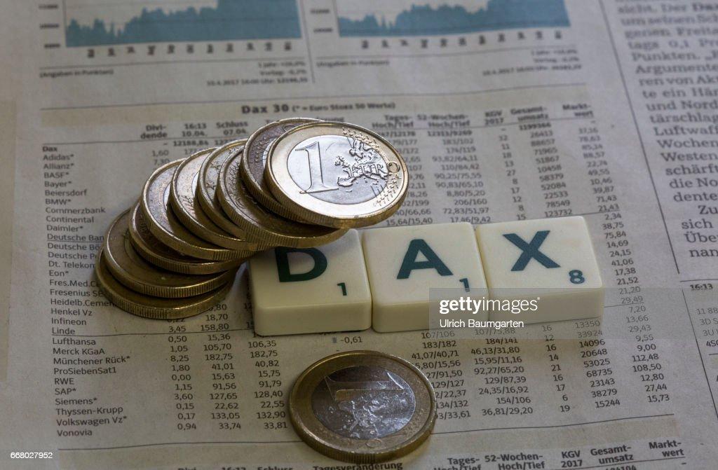 Dax Ticker Symbol