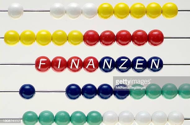Symbolic for finances