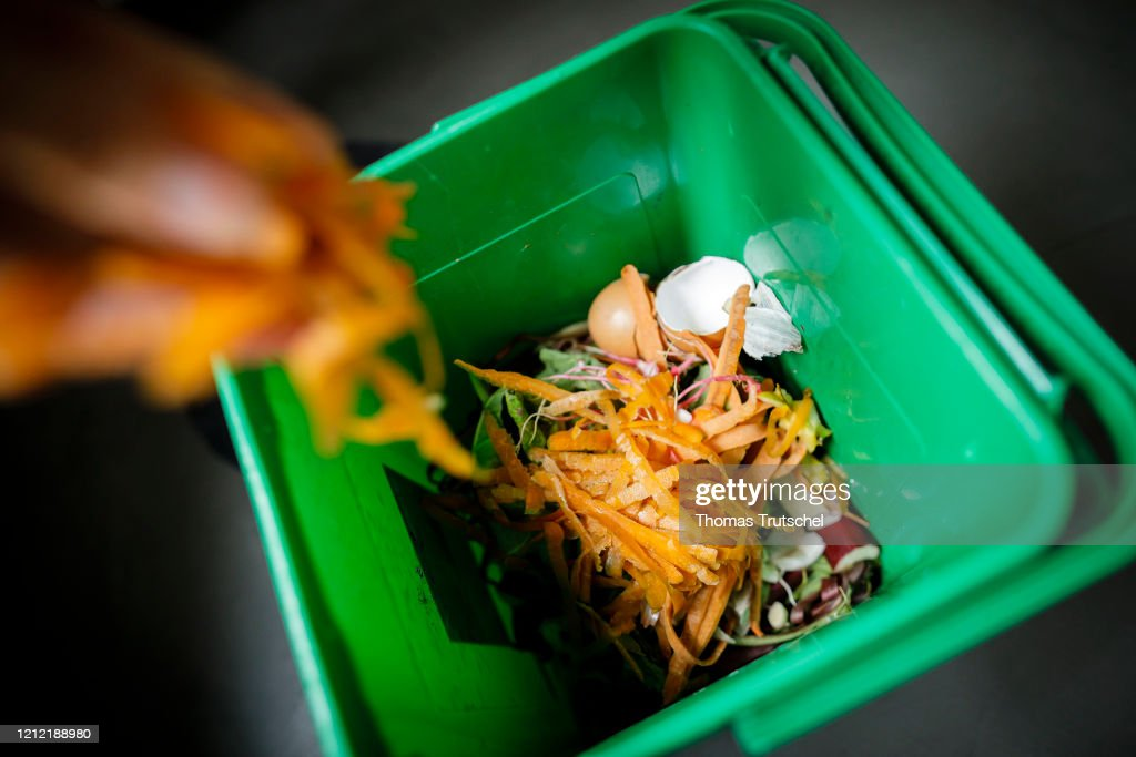 Organic waste : News Photo