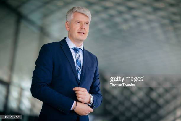 Symbolic image on the topic of businessman on August 09 2019 in Berlin Germany