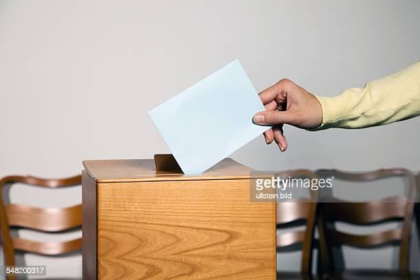 symbolic photo election voting