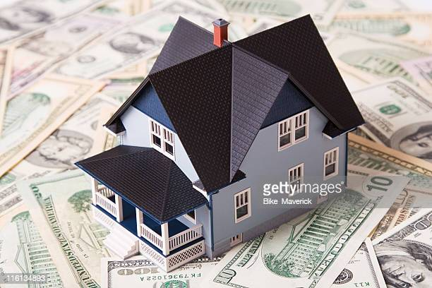 Symbolism of how much you spend on a mortgage
