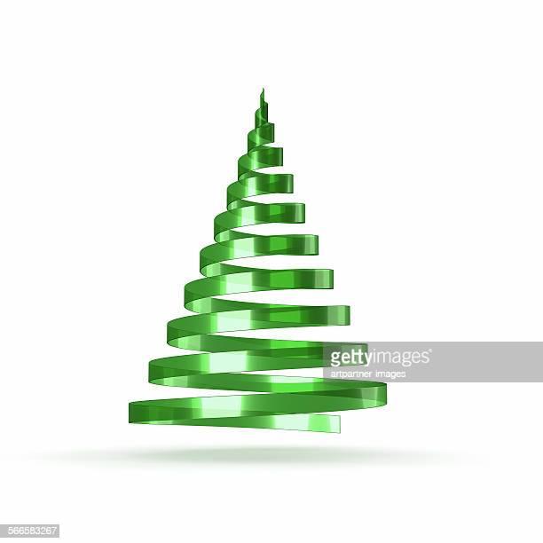 Symbolized christmas tree