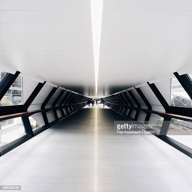 Symmetrical Footbridge