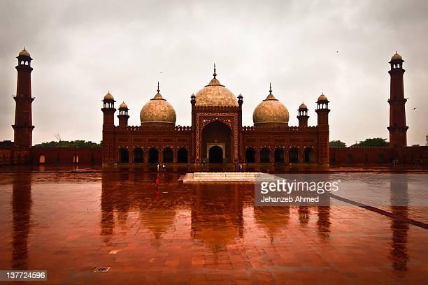 Symmetry in Lahore