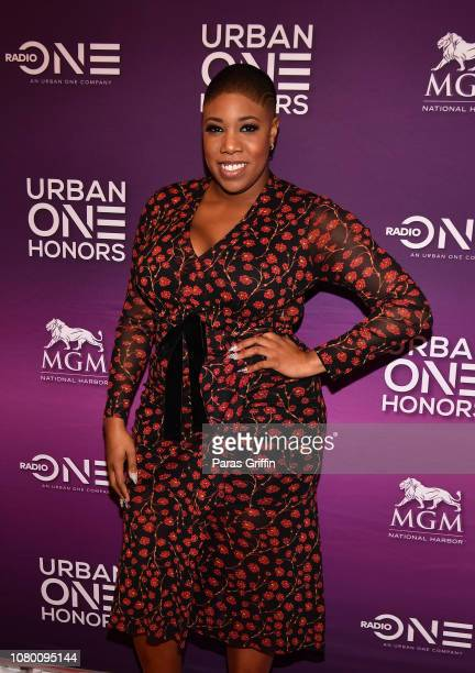 Symone D Sanders attends 2018 Urban One Honors at La Vie on December 9 2018 in Washington DC