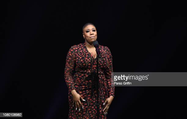 Symone D Sanders onstage during 2018 Urban One Honors at The Anthem on December 9 2018 in Washington DC
