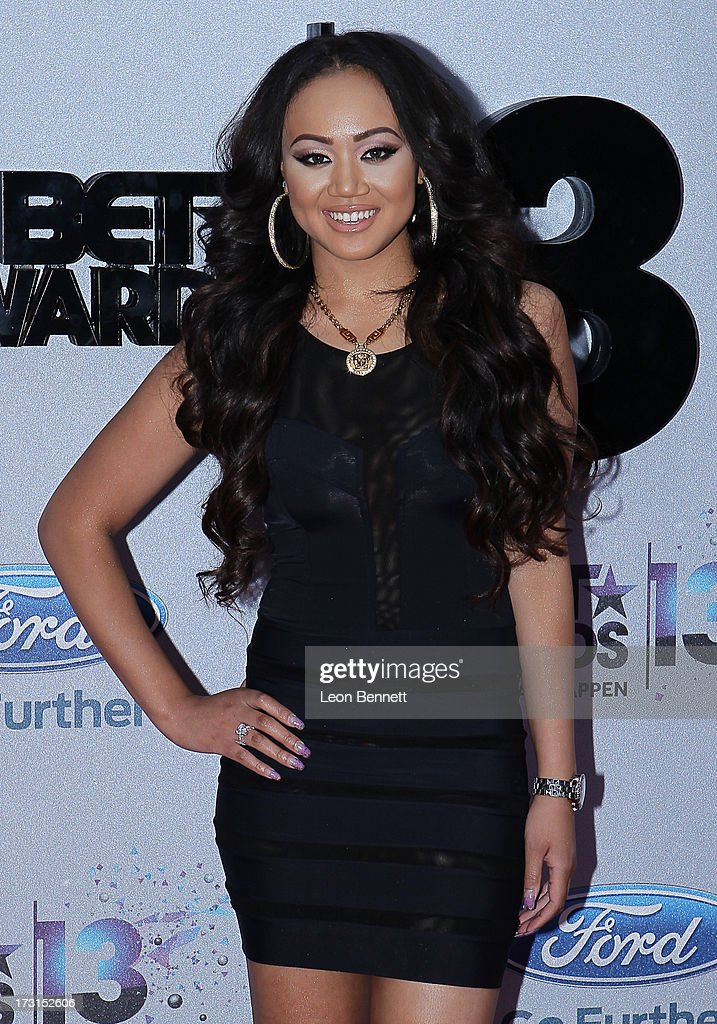 Symphony arrives at the 2013 BET Awards Make A Wish Arrivals at Nokia Plaza L.A. LIVE on June 30, 2013 in Los Angeles, California.