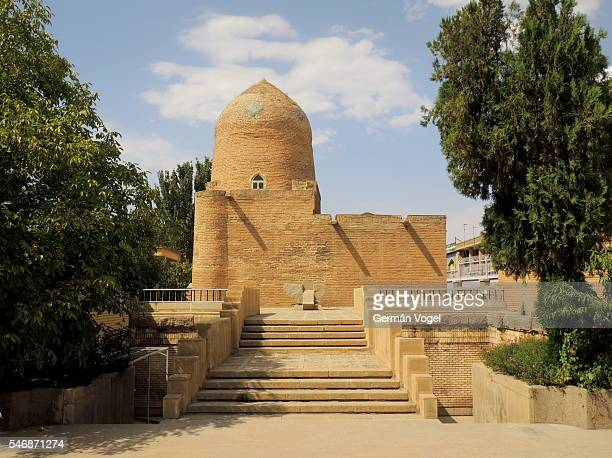 Synagogue and Jewish mausoleum of Esther in Muslim Iran