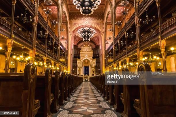 synagogue budapest - synagoga bildbanksfoton och bilder
