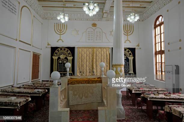 Synagogues in Uzbekistan