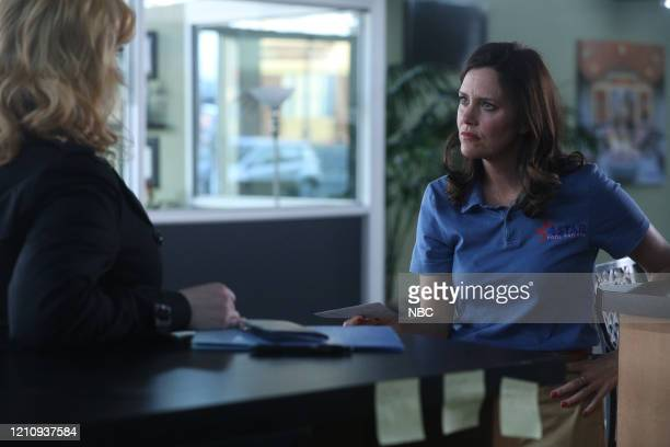 GIRLS Synergy Episode 311 Pictured Christina Hendricks as Beth Boland Ione Skye as Gayle