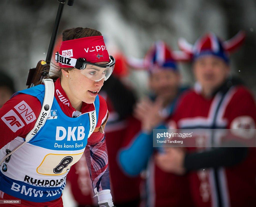 IBU Biathlon World Cup Ruhpolding - Day 5