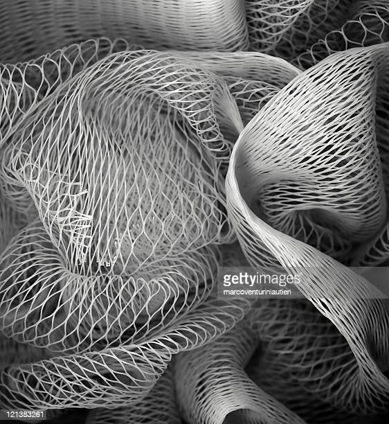 synthetic fibres - close-up, textured background - marcoventuriniautieri stock pictures, royalty-free photos & images