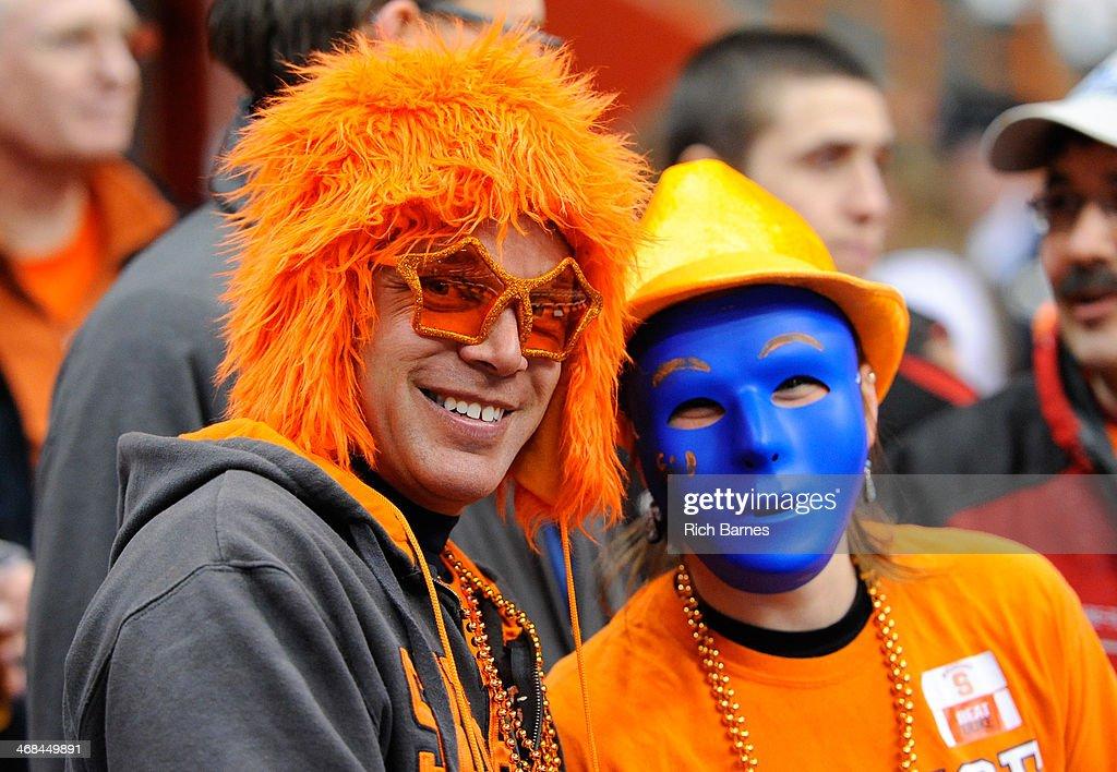 Duke v Syracuse : News Photo