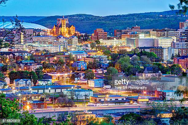 syracuse university hill - syracuse new york stock pictures, royalty-free photos & images