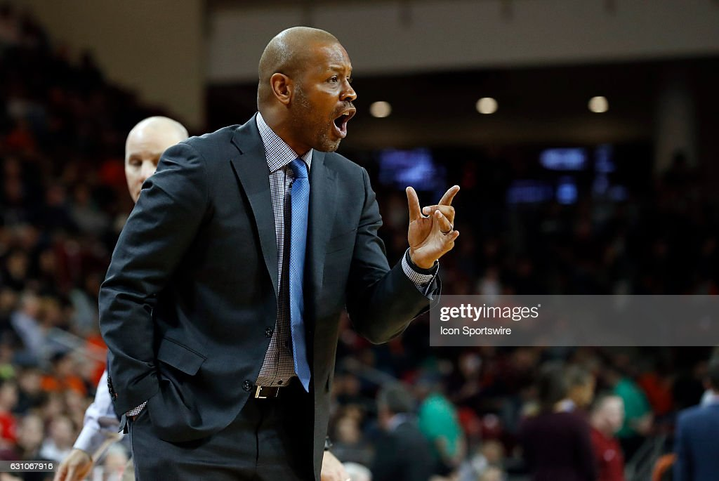 Syracuse University Orange Assistant Coach Adrian Autry