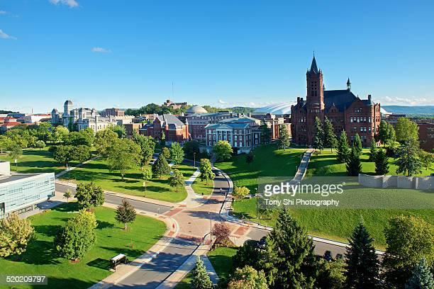 syracuse university - syracuse new york stock pictures, royalty-free photos & images