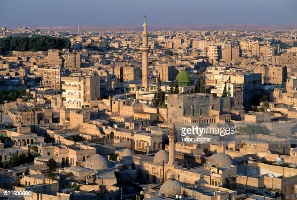 Syria, Aleppo, skyline