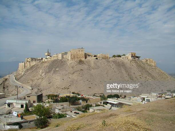 Syrian fortress city