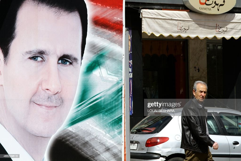 SYRIA-CONFLICT-DAILYLIFE : News Photo