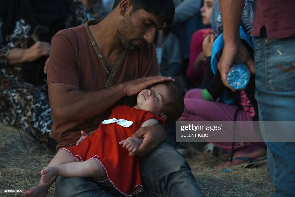 TURKEY-EUROPE-MIGRANTS : News Photo