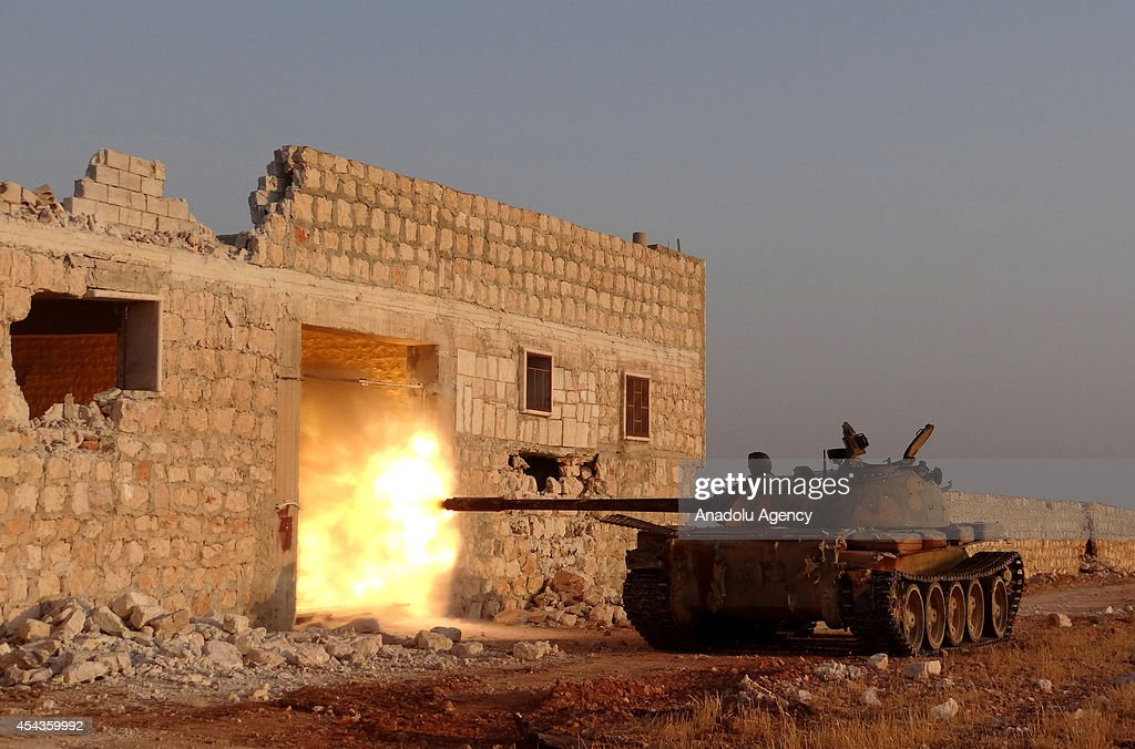Syrien Front