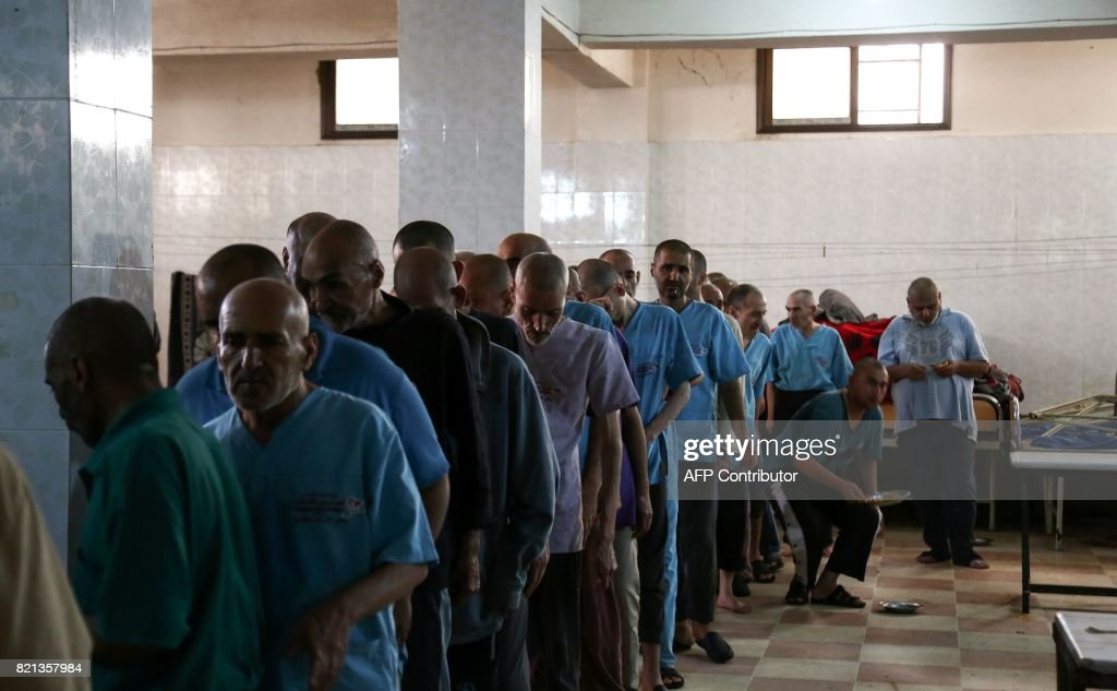 SYRIA-CONFLICT-HEALTH : News Photo