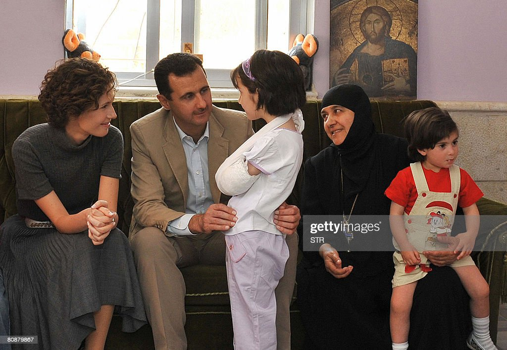 Asmaa al-Assad | Getty Images