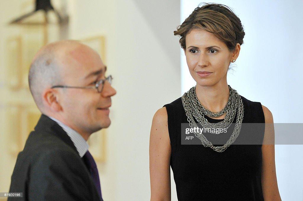 Asmaa al-Assad | Getty Images