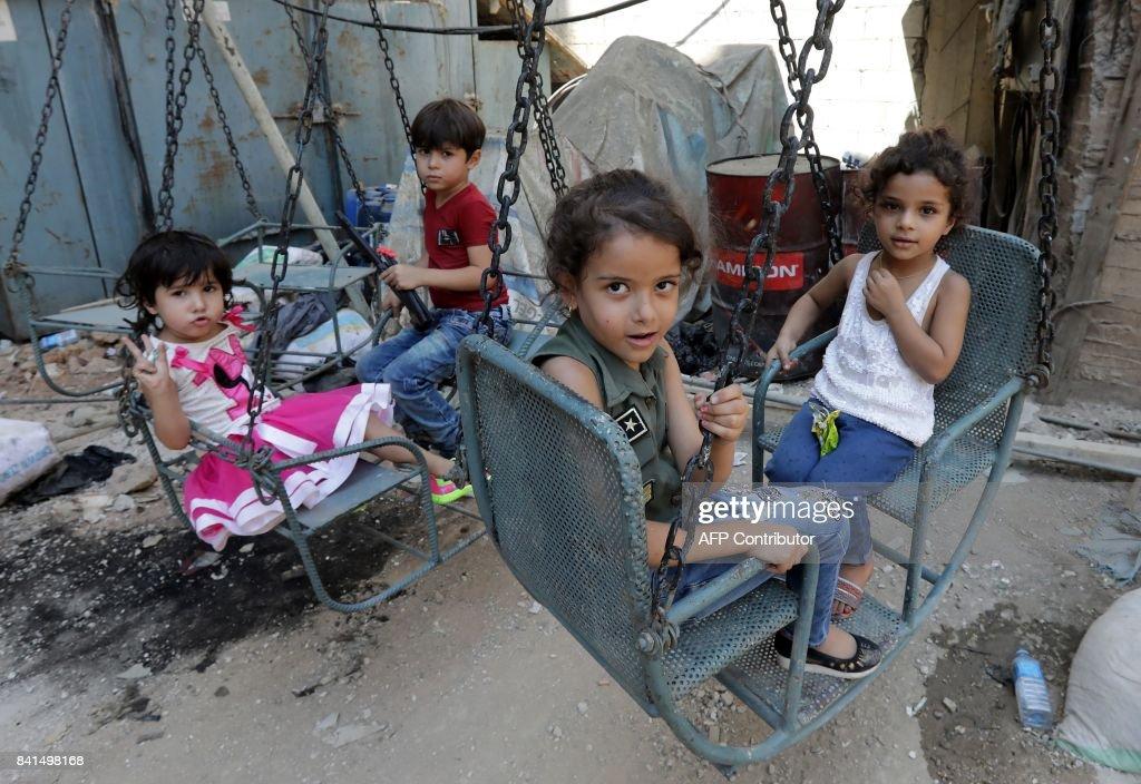 LEBANON-SYRIA : News Photo