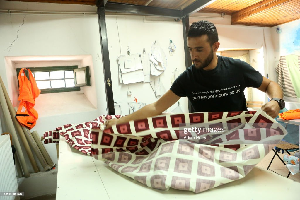 Upcycled Life Preservers Provide Income for Refugees On Greek Island of Lesbos