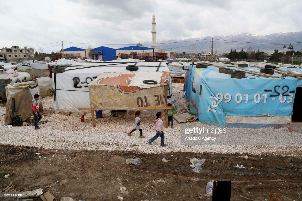 Ahmed Al Meraikhi in Lebanon : News Photo
