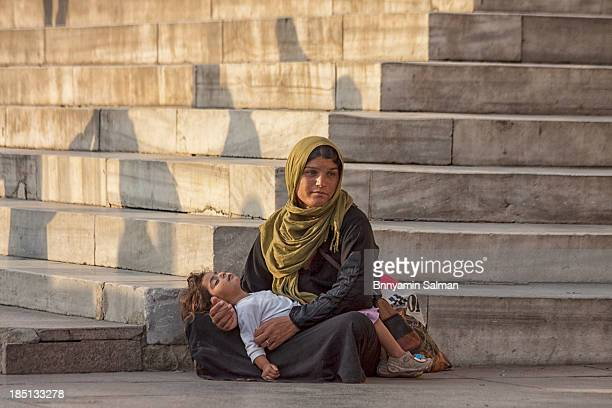CONTENT] Syrian refugees begging on the streets of Istanbul