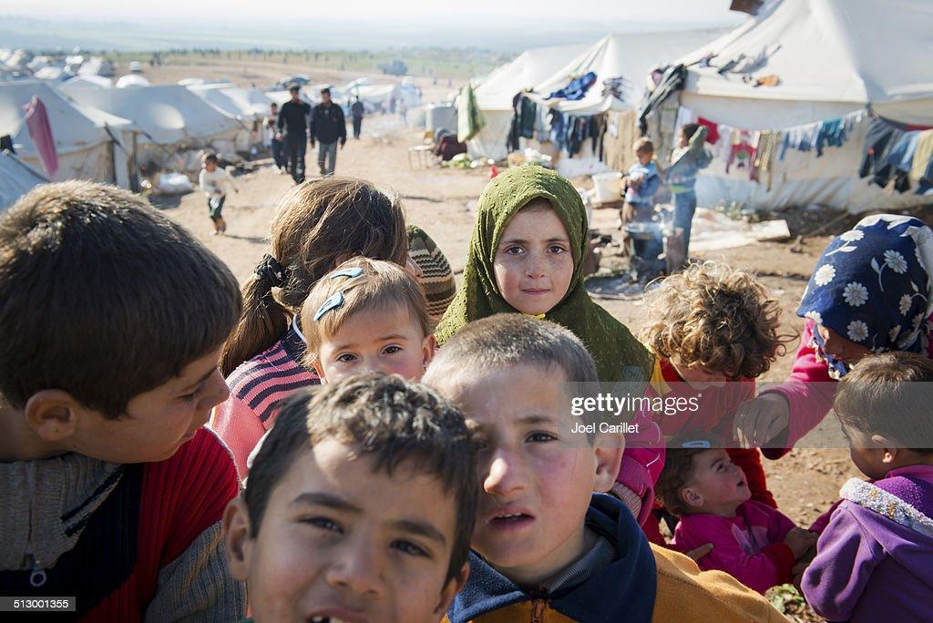 シリア人にシリア : ストックフォト