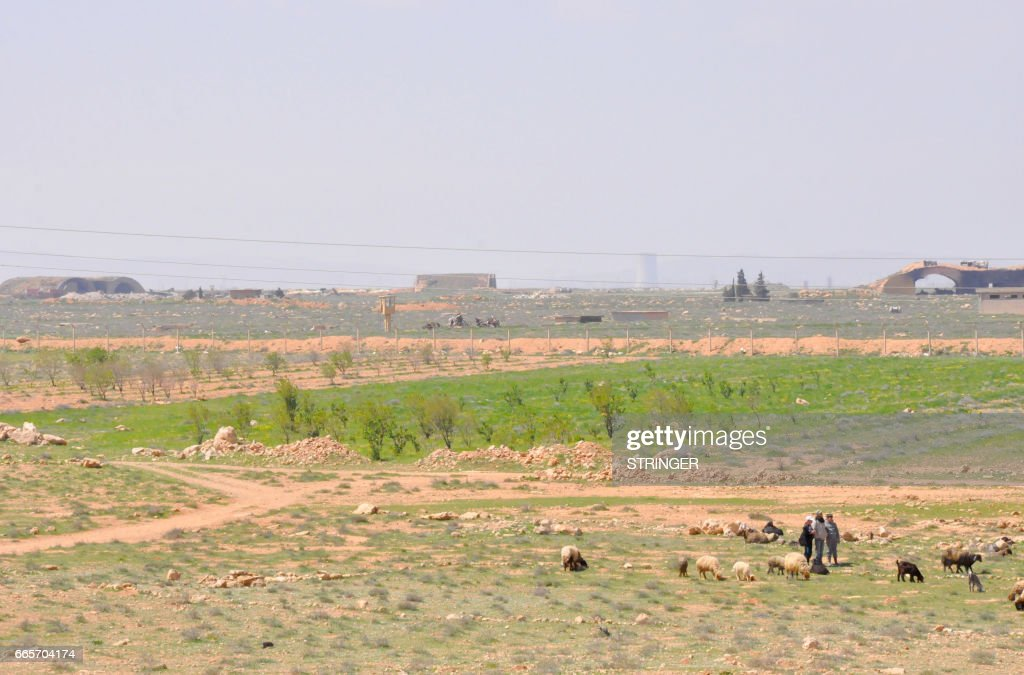 SYRIA-US-CONFLICT : News Photo