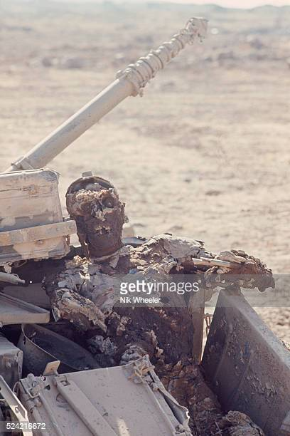 Syrian soldier killed during the battle