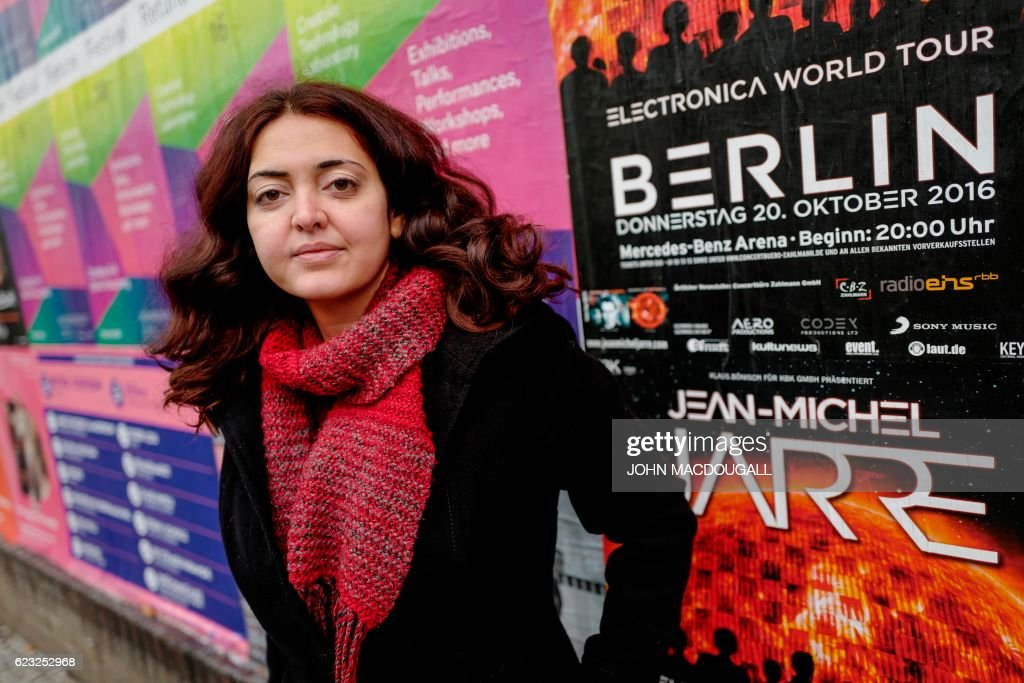 GERMANY-SYRIA-CULTURE-MIGRATION-REFUGEES : News Photo