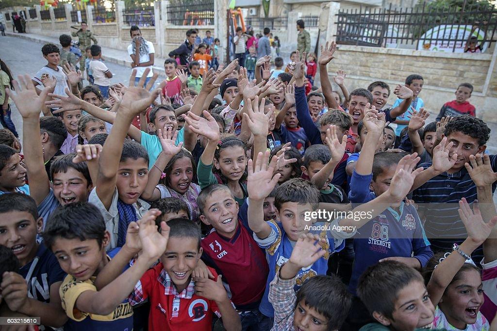 Eid al-Adha in Jarabulus : News Photo