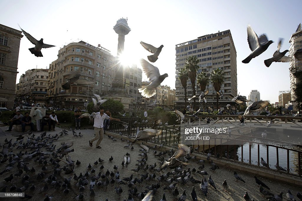 SYRIA-CONFLICT-DAILYLIFE : Fotografía de noticias