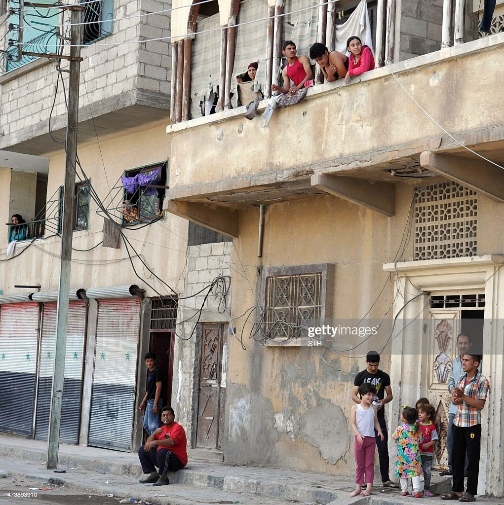 SYRIA-CONFLICT-PALMYRA-HERITAGE : News Photo