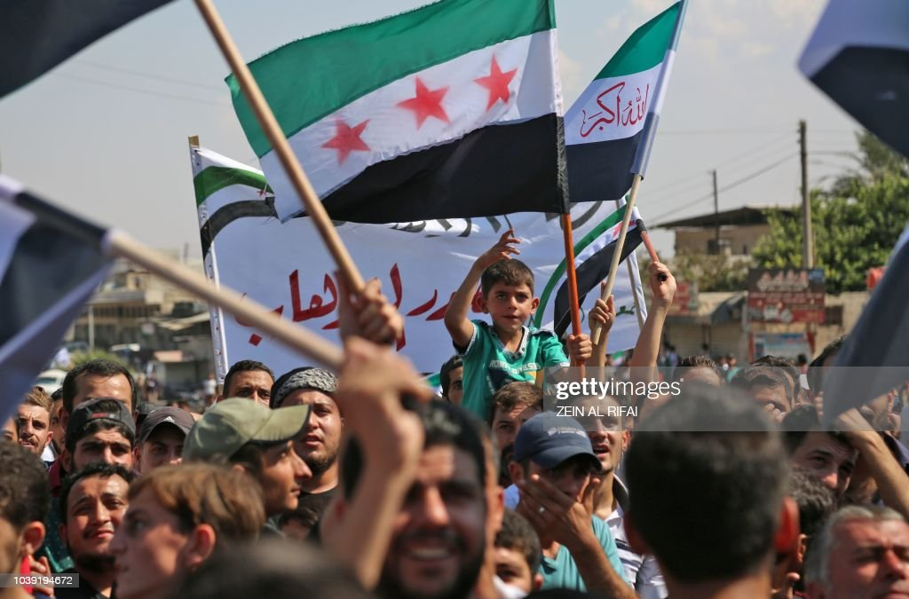 SYRIA-CONFLICT-IDLIB : News Photo