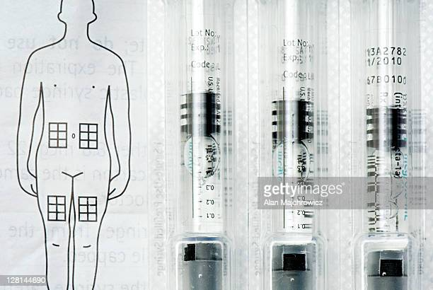 Syringe dosage of Rebif against injection instructions. A one month supply of Rebif can cost anywhere from $1,600 to more than $2,000 USD. Rebif is a disease-modifying drug (DMD) used to treat multiple sclerosis in cases of clinically isolated syndromes as