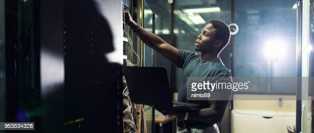 system administration - data center stock pictures, royalty-free photos & images