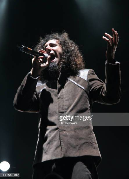 System Of A Down during Ozzfest at Randalls Island at Randalls Island in Nwe York City New York United States