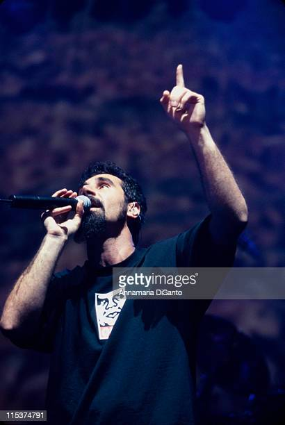 System Of A Down during Pledge of Allegiance Concert Including Slipknot System and More at Cox Arena in San Diego California United States